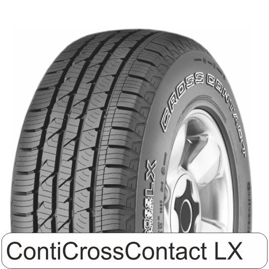 ContiCrossContact LX