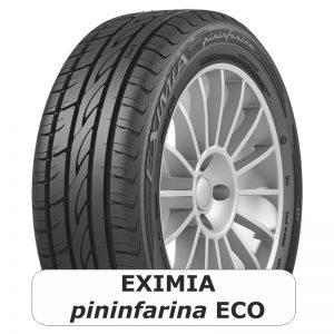 Neumáticos,fate,Pininfarina,Eco,Panamneumáticos