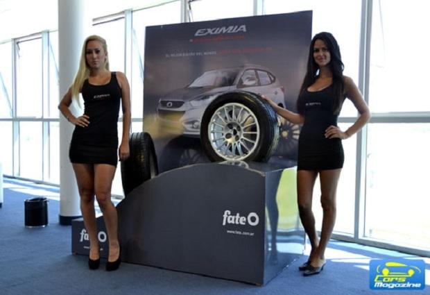 Lanzamiento Eximia By Pininfarina SUV