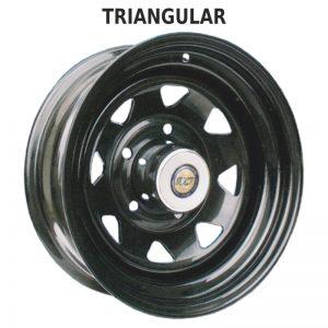 Triangular Negra